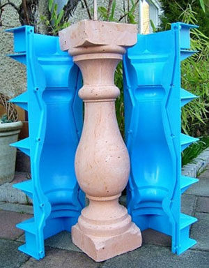 baluster mold