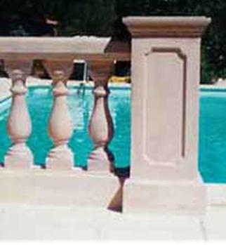 exemplo de molde de pilar